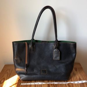 Dooney & Bourke Navy tote